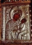 """Maica Domnului """"Phovera Prostasia"""" – Manastirea Cutlumus (Koutloumousiou)"""