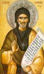 Sfântul Cuvios Efrem Sirul