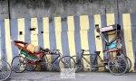 Street sleepers in Old Delhi